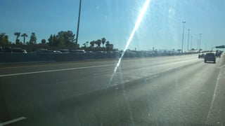 Traffic stalled on EB Loop 101/Jadiann Thompson, cbs5az.com