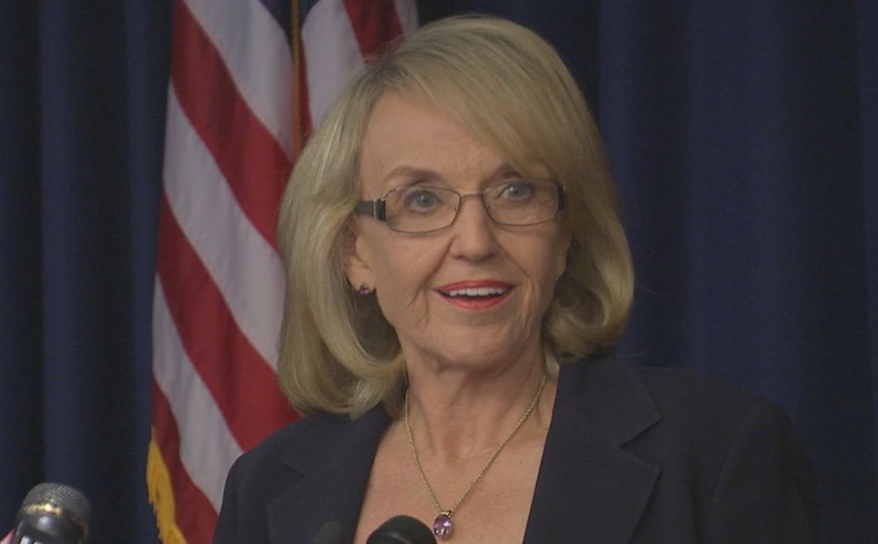 "Arizona Gov. Jan Brewer said a state Supreme Court ruling on Arizona's controversial immigration law was a ""big victory"" for the state."