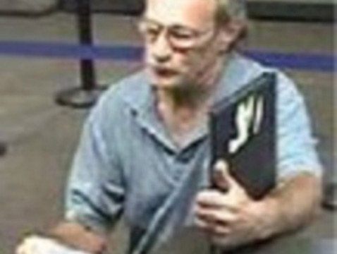"(Photo: FBI) The FBI calls him the ""Bucket List Bandit"" because he allegedly told a teller during one robbery that he had just four months to live."