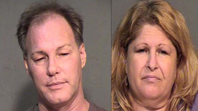 Phoenix woman arrested for maintaining house of prostitution