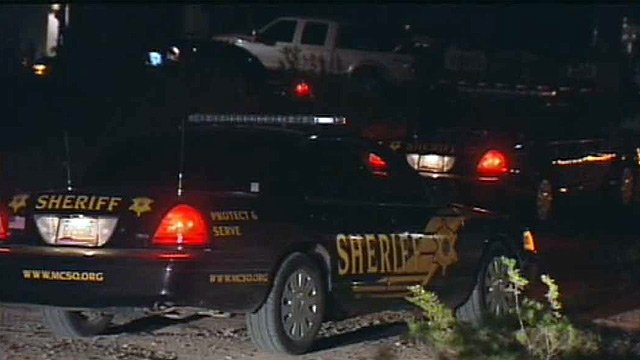 A Peoria man was shot and killed by Maricopa County sheriff's deputies after he opened fire on them Sunday night.