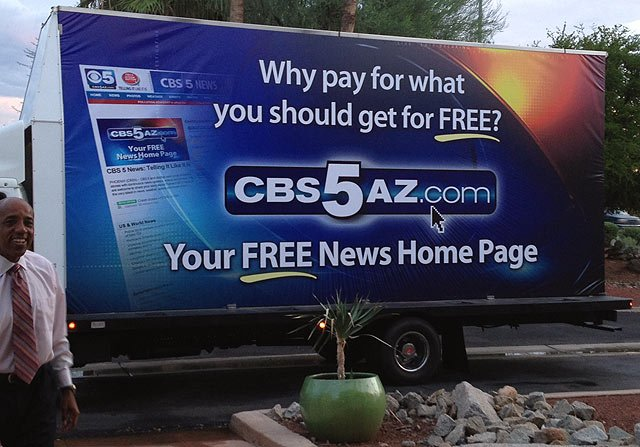 Why pay for what you should get for free? Get your FREE news home page at cbs5az.com.