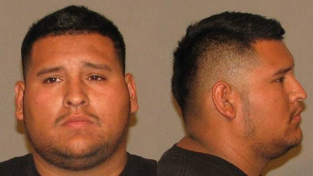 (Photo: Yuma County Sheriff's Office) Jose Pablo Vargas