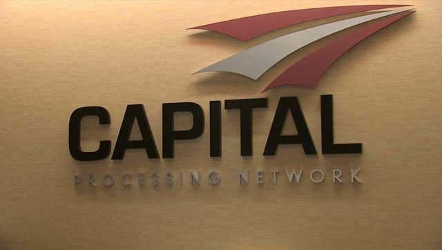Capital Processing Network processes credit cards and handles sensitive information.