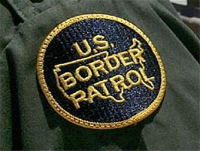 Border agents seized nearly two tons of marijuana worth nearly $2 million in two incidents over the weekend.