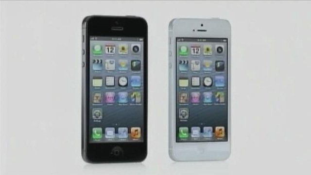 More than 8 million iPhone 5 smart phones are expected to be sold by the close of business Friday.