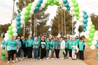 Courtesy of National Ovarian Cancer Coalition