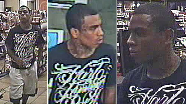 Police are looking for a man they said tried to rob a Circle K store at gunpoint in Phoenix on July 23.