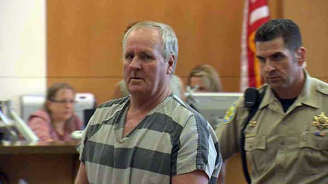 Patrick Morrison was arrested five years after he first raped his niece, and later pleaded guilty and was sentenced to 24 years in prison.