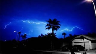 Storm on Aug. 15. Viewer-submitted photo from Ayssa Aragon in Chandler.