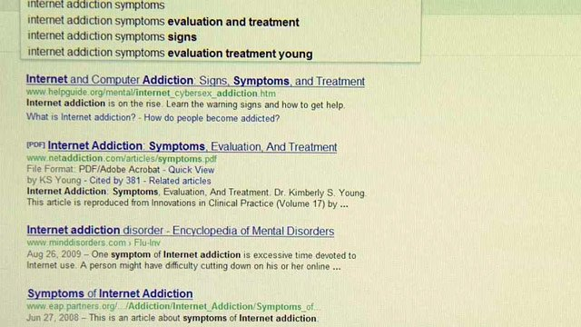 If research supports its inclusion, internet addiction would be classified as a mental illness.