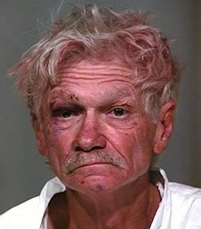 Suspect Michael Garland