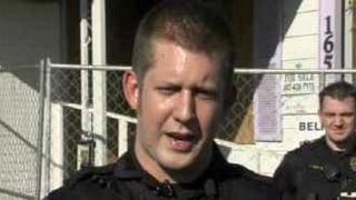 Tempe Police Officer Paul Elenius
