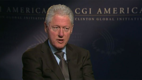 Former President Bill Clinton is set to appear at a rally in Tempe for Democratic U.S. Senate candidate Richard Carmona.