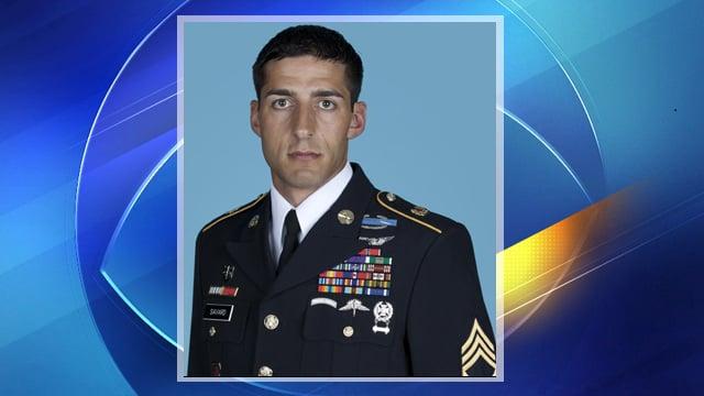 Sgt. 1st Class Ryan J. Savard