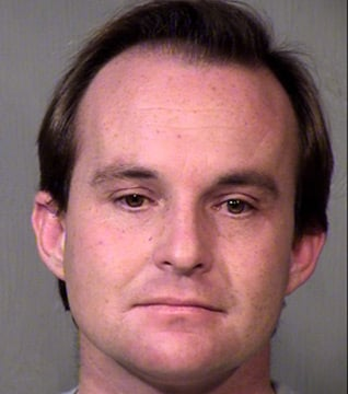 Nicholas Linsk, of Mesa, was allegedly behind the wheel of a vehicle that struck and killed bicyclist Marwan Maalouf of Scottsdale.