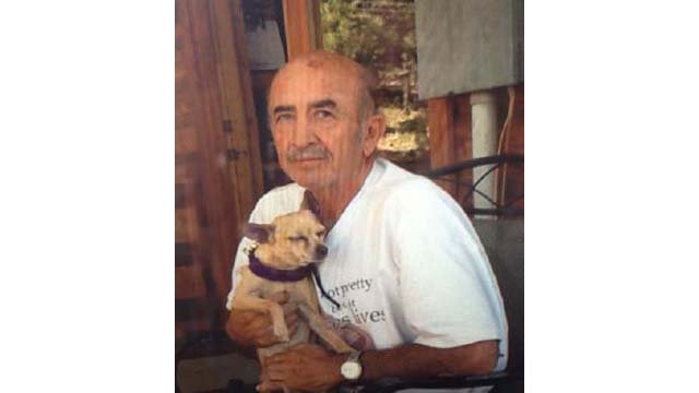 David Valdez was last seen in Pinal County on Tuesday morning.