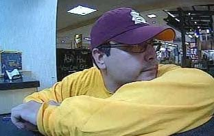 If you have information on this man, call the FBI Tipline at 623-466-1999.