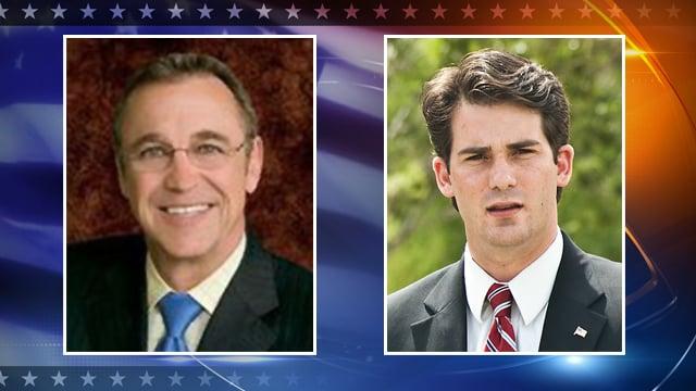 Republican Matt Salmon, Democrat Spencer Morgan