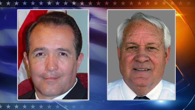 Republican Trent Franks, Democrat Gene Scharer