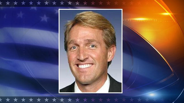 Republican Jeff Flake