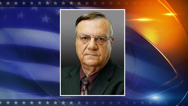 Republican Sheriff Joe Arpaio