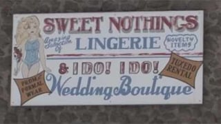 Sweet Nothings/I Do I Do bridal salon in Flagstaff.