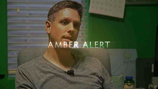 "(Photo: CBS 5 News) Kerry Bellessa, a local director from Gilbert, will realize a dream Friday when his new film ""Amber Alert"" hits the big screen."