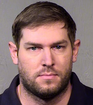 (Photo: Mesa Police Department) Jacob David Deakins of 952 S. Esperanza Ave., was taken into custody Tuesday on an outstanding warrant charging him with one count of luring a minor for sexual exploitation and one count of taking the identity of another.