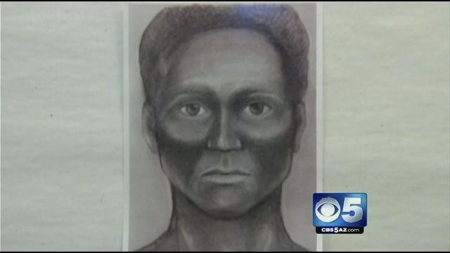 © Police composite sketch of rape suspect