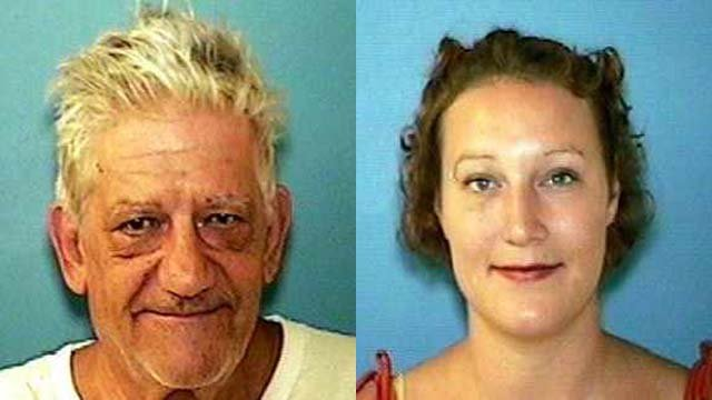 Victims: Philip Marquis, 70, and Leila Ziegler, 30