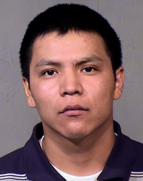 (Source: Maricopa County Sheriff's Office) Robert June was booked into jail on three counts of sexual abuse and one count of unlawful imprisonment,