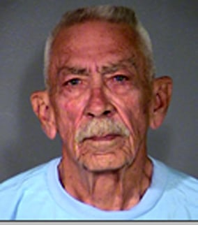 (Courtesy of Arizona Dept. of Corrections)  Bill Macumber was convicted in the 1962 shooting deaths of two people in Scottsdale.
