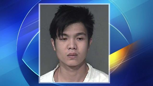 (Source: Maricopa County Sheriff's Office) Qui Tu Truong was sentenced to 21 years for attempted first-degree murder and 15 years for aggravated assault in the meat cleaver attacks on two former co-workers.