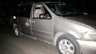 (Source: Pinal County Sheriff's Office) The vehicle and the $1,000 dollars she had in her possession were seized.