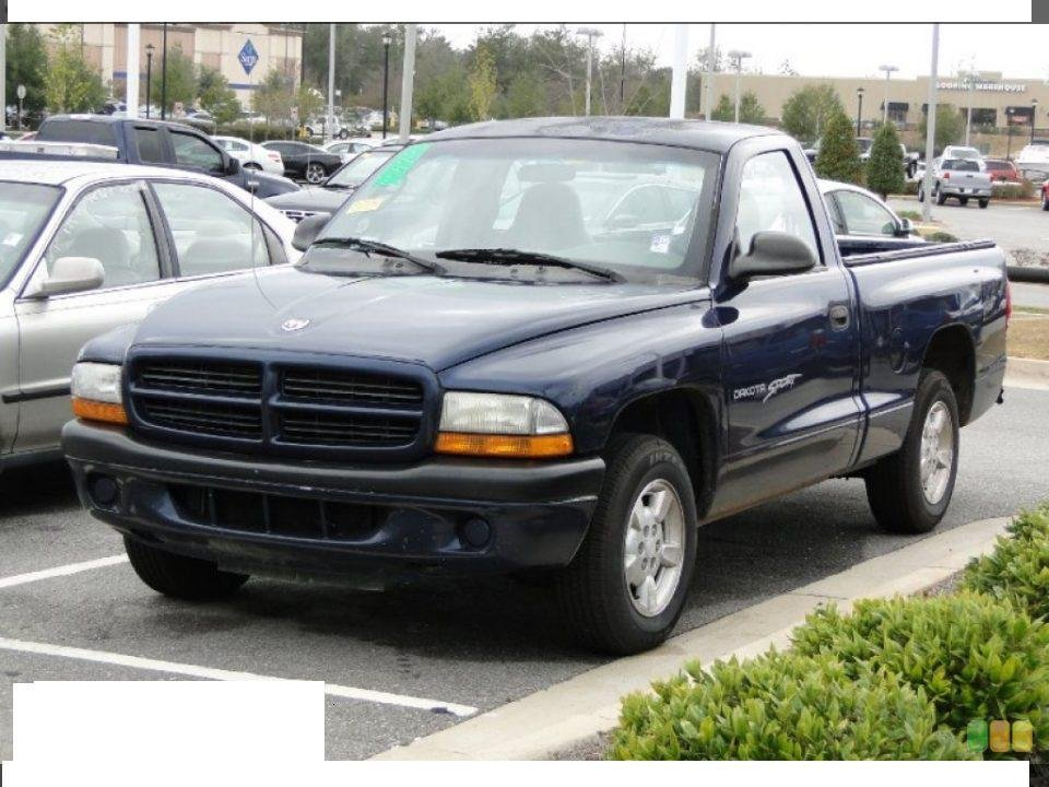 Glendale PD: The photo is what the Dodge Dakota truck may look similar too.