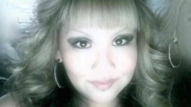(Source: Clauschee family) Donella Clauschee, 28, was shot to death in her garage while her daughter sat strapped in a car seat Monday morning.