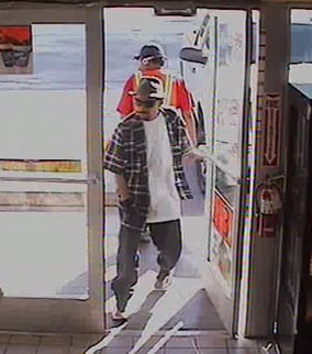 Can you identify this person of interest police are seeking?