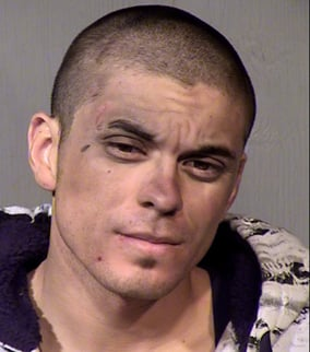 Joshua Romero (Source: Maricopa County Sheriff's Office)