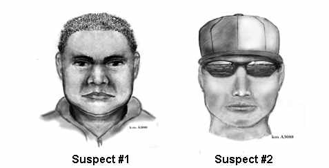 Suspects wanted in armed robbery at 3200 S. 35th Avenue