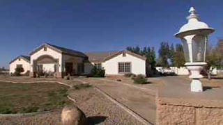San Tan Valley home where shooting occurred.