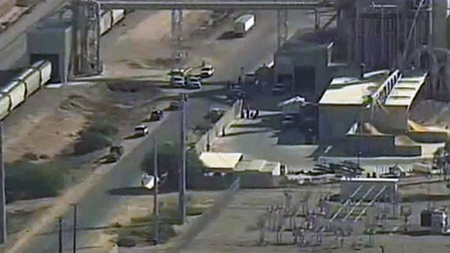 (Source: CBS 5 News) A 26-year-old employee was found dead of apparent gunshot wounds Tuesday morning at the Maricopa location of Arizona Grain, police said.