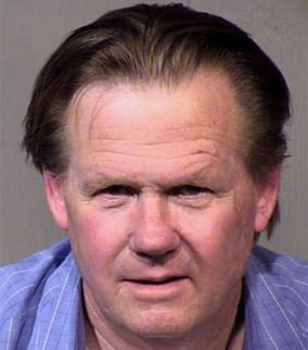 (Source: MCSO) Booking photo of Pastor Mark Derksen