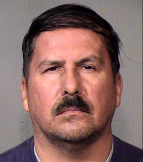 (Source: Maricopa County Sheriff's Office) Frank Marin