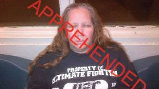 (Source: US Marshals Service) Tammy May Astorga was arrested Tuesday and returned to the U.S. on a warrant issued in February 2007.