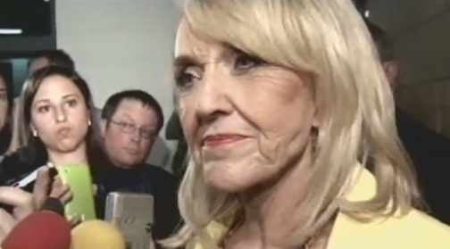 (Source: CBS 5 News) Arizona Gov. Jan Brewer didn't participate in Monday's general election canvass, and her office won't say where she is.