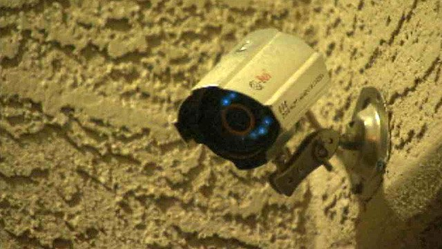 (Source: CBS 5 News) Sherrie Estep said she installed eight surveillance cameras around her home to give her peace of mind.