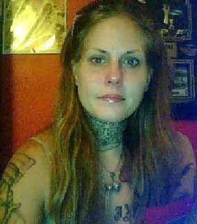 (Source: El Mirage Police Department) Rachel Smith's numerous tattoos may be key to finding her.