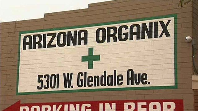 (Source: CBS 5 News) Arizona Organix will make its first sale to a cancer patient at 10 a.m.