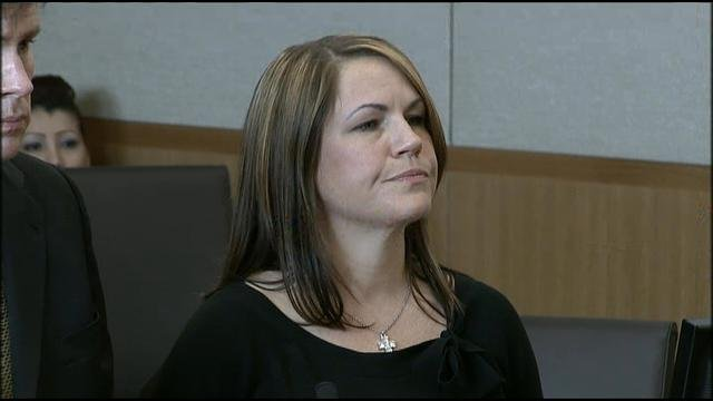 Tammi Smith in court on Dec. 7, 2012.